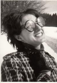 Petra Erbanová, prosinec 1970