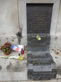 Pomník obětem 21. srpna 1968 v Liberci