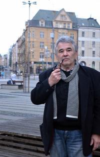 Petr Šída, listopad 2013