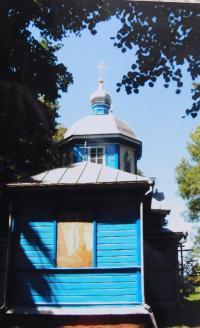 Kostel v Knerutech na Volyni