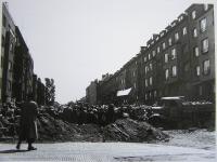 Barikáda na Terrónské ulici