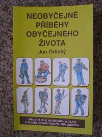 Obálka knihy od Orlického