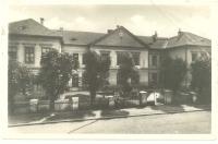 Nýřanská škola, 1940