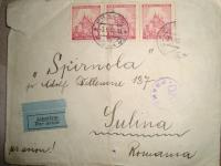 Dopis Adolfovi a Viktorovi od příbuzných z Protektorátu