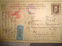 Dopis z Československa
