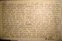 Dopis z Protektorátu