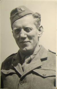 Známý Otto Heller, který bojoval ve Svobodově armádě, před válkou