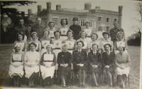 Personál a nemocnice ve Skotsku