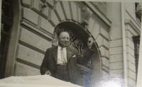 Strýc přezdívaný Garibaldi