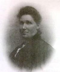Petr Eisenberg's grandmother Eva Kasslerová, 1920