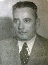 Tatínek Petra Eisenberga Artur Eisenberg, 1939
