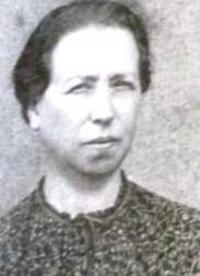 Maminka Petra Eisenberga Klára Eisenbergová, 1939