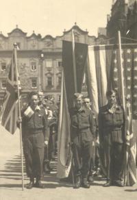Pardubiuce, May 1945