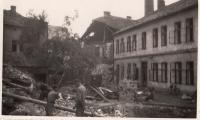 airstrike Pardubice