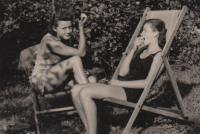 Eva and Marie Kopecky