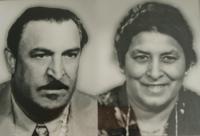 Portrét rodičů Štefana Tišera