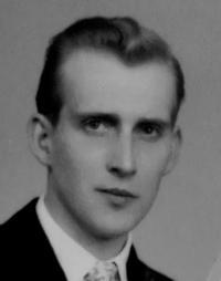 Bronislav Knápek v roce 1960