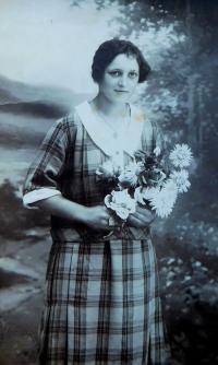 Matka Ludmila Knápková