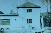 Žilkuv mlýn u Velké nad Veličkou, kde za války bydlela rodina Knápkova