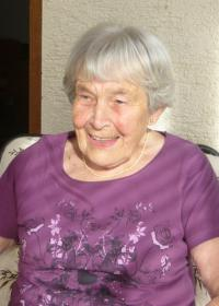 Charlotte Geier, geb. Böhm