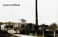 1937 - továrna v kolonii v Rohatci