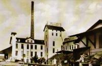 1970 - továrna v Rohatci-kolonii, v jejíž blízkosti prožil Zdeněk Bíza celý život