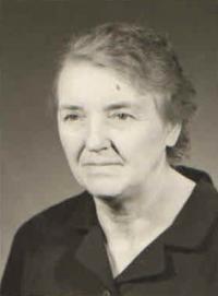 Mother Marie Fuksová, Benešov 1960