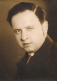 František Vyškovský (father), 1930´s