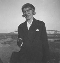 Cilka Mavromatis, Židovka, kterou zachránili rodiče Natálie