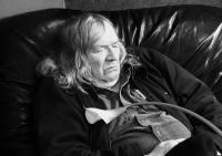 Ivan Martin Jirous, spící básník