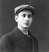 Josef Rössler, rodinná foto