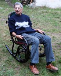 Josef Rössler, otec pamětníka