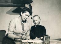 Josef Rössler s matkou