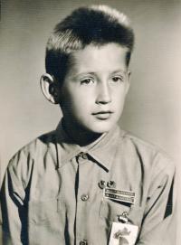 Karel Havelka, cca 1960