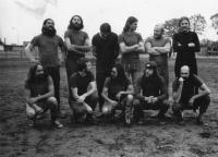 Dream team baráku Víska, KH v pruhovaných podkolenkách, 1978/79