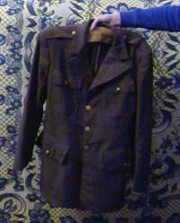Uniforma Františka Beneše