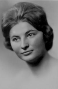 Jana Nemajerová, the wife