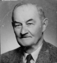 Bořivoj Nemajer, the father