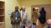 2015 - tříměsíční návštěva kolegy Tesogera Mekonena z Etiopie