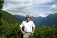 2006 - výstup na Baranec, Západní Tatry
