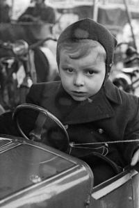 50.léta - Jan Kučera na pouti