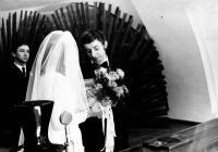 1972 - svatební fotografie
