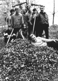 brigade in Lidice