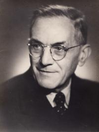 Father Zdenko Frankenberger, late 40's