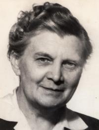 Mother Eleonora Frankenbergerová born Rebenteigerová z Blankenfeldu