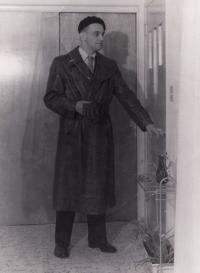 Zdeněk F. Daneš v USA, after year 1963