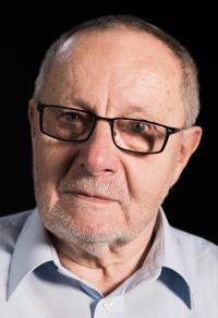 Václav Mezřický při Eye Direct natáčení 2017
