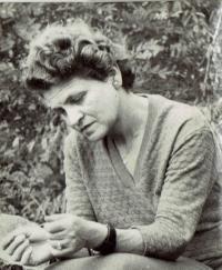 Mariana Bukovská, matka, asi 1955