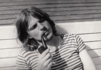Pamětník, rok 1980, Gdaňsk
