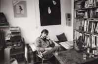 Pamětník v ateliéru, 90. léta